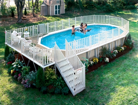 How Much Will it Cost to Build a Home Pool Picture