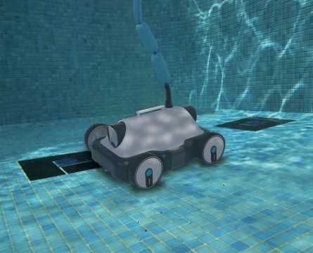 The Health Threats Lurking in Your Pool Water Picture