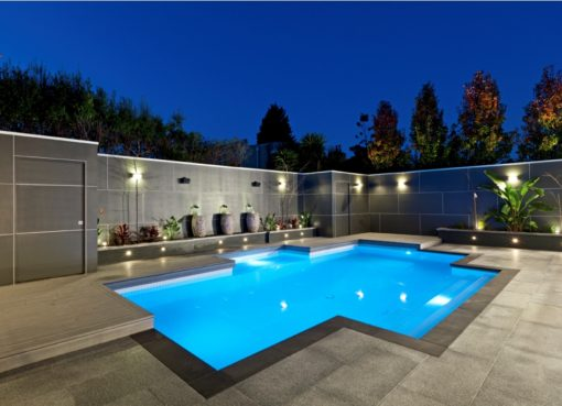 Delightful Sophisticated Pool Designs For Modern Homes